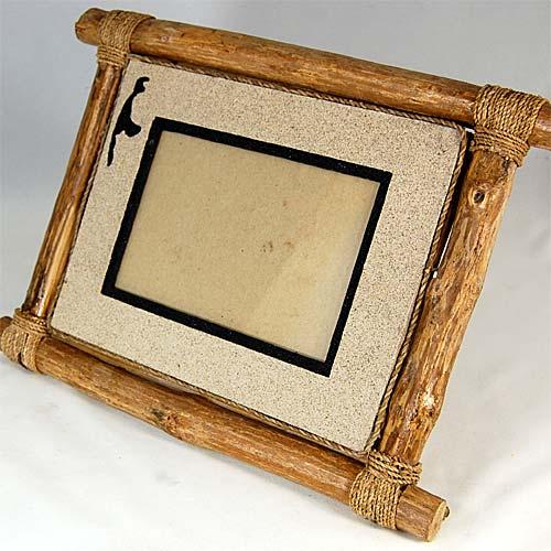 seestern deko bilderrahmen foto rahmen mit sylt motiv auf. Black Bedroom Furniture Sets. Home Design Ideas