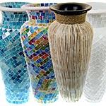 Übertöpfe / Vasen