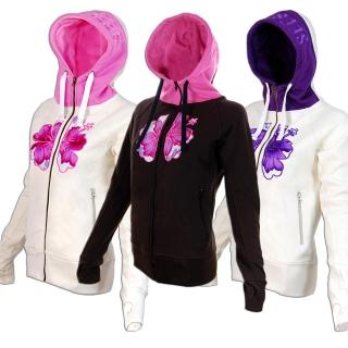 17569e303061d4 SEESTERN Damen Kapuzen Sweat Shirt Jacke Kapuzen Pullover Hoody Sweater S -  XXL ...