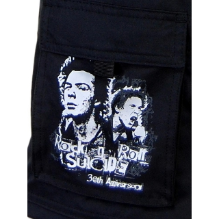 SEESTERN Herren Boardshorts Surfshorts SidVicious Sex Pistols Print ShortsXS-3XL